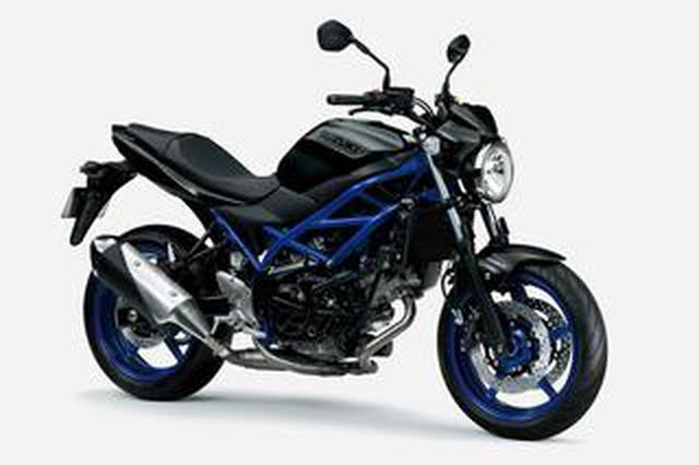 画像: スズキ「SV650 ABS」【1分で読める 2021年に新車で購入可能なバイク紹介】