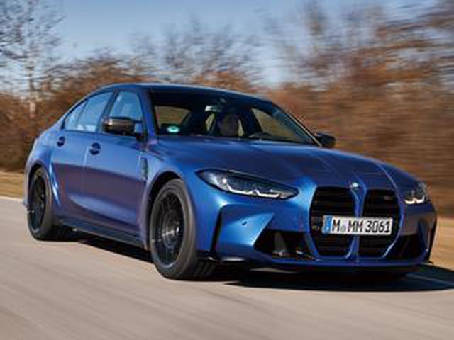 画像: 【海外試乗】BMW M3/M4コンペティションの熟成ぶり。直6ツインターボ搭載の最後のM3/M4なのか