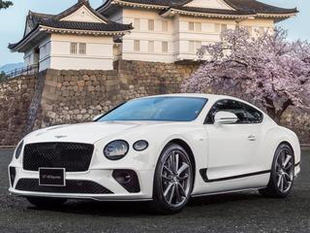 画像: ベントレーの日本限定モデル「コンチネンタルGT V8エクイノックス エディション」は限定10台で、車両価格3118万円