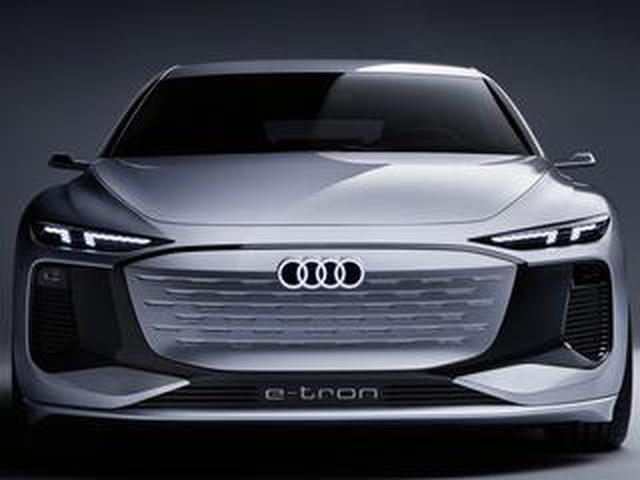 画像: 新世代BEV(電気自動車)、アウディA6eトロン コンセプトが上海モーターショー2021でワールドプレミア