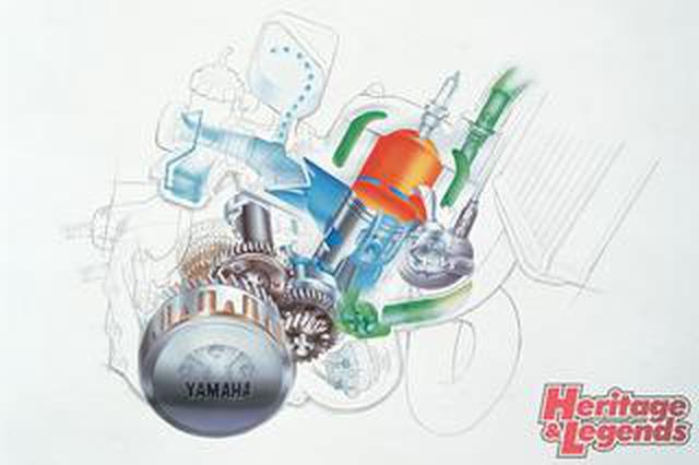 画像: バイクの「2ストローク」エンジンを解説! 各パーツの持つ意味や役割とは?【Heritage&Legends】