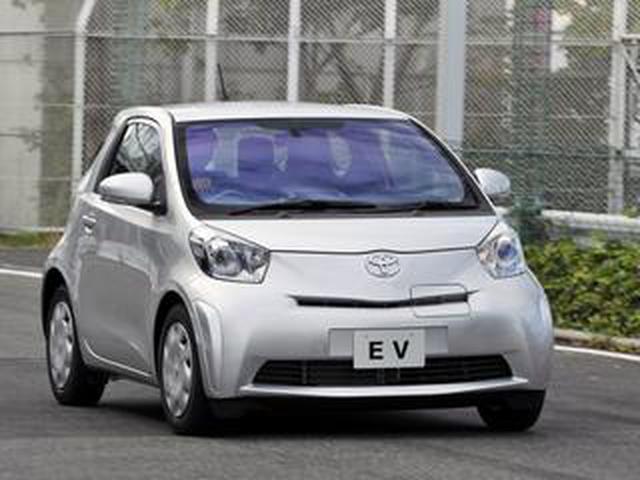 画像: 【試乗】トヨタ iQのEV、のちの限定車「eQ」に見たプレミアムコンパクトの理想形【10年ひと昔の新車】