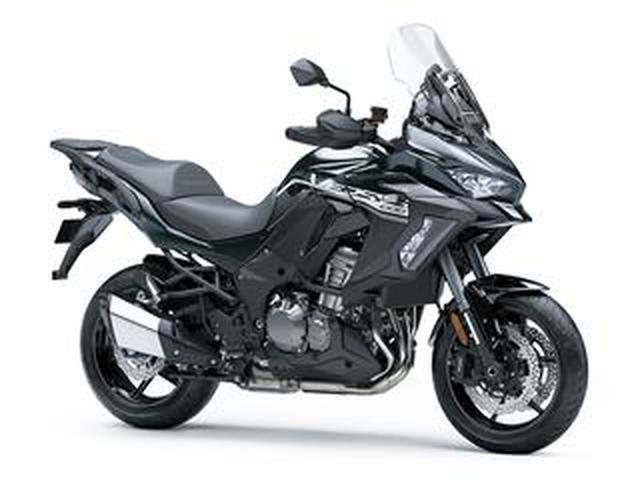 画像: カワサキ「ヴェルシス1000 SE」【1分で読める 2021年に新車で購入可能なバイク紹介】