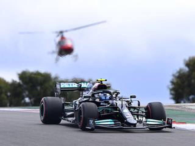 画像: 2021年F1第3戦ポルトガルGP予選、レッドブル・ホンダは強風に悩まされ3・4番手、角田は14番手【モータースポーツ】