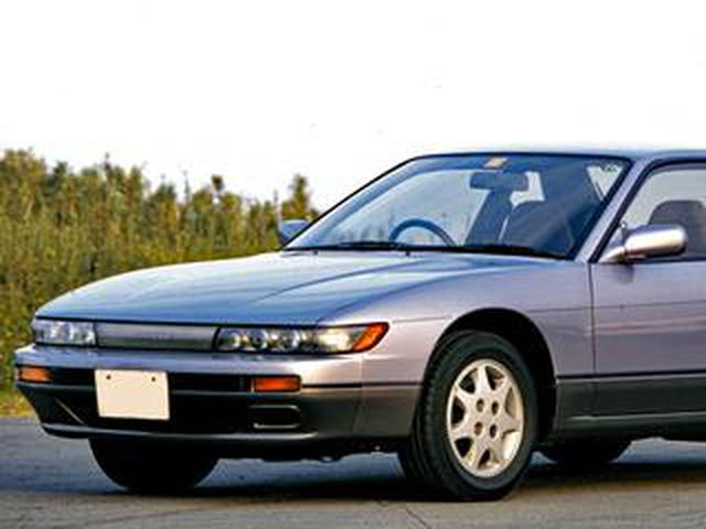 画像: 【平成スポーツPVランク第7位】日産 シルビア(S13型・後期型:1991年1月発売)