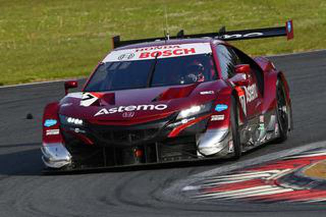 画像: Astemo NSX-GTが500kmの長丁場を僅差で制す!【スーパーGT選手権 Rd02】富士スピードウェイ