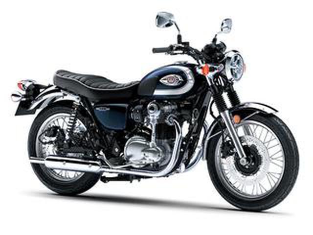 画像: カワサキ「W800」【1分で読める 2021年に新車で購入可能なバイク紹介】