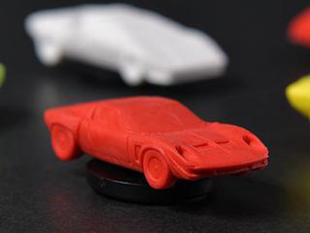 画像: ランボルギーニ公認! 超精密【スーパーカー消しゴム】にアラフィフが大熱狂