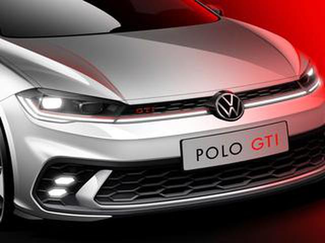画像: フォルクスワーゲンの新型ポロ GTI、日本導入はいつ? 精悍な顔つきになって6月下旬に世界初公開