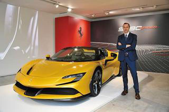 画像: パストレッリ フェラーリ・ジャパン社長に訊く。「ライフスタイルにフィットするフェラーリがあります」