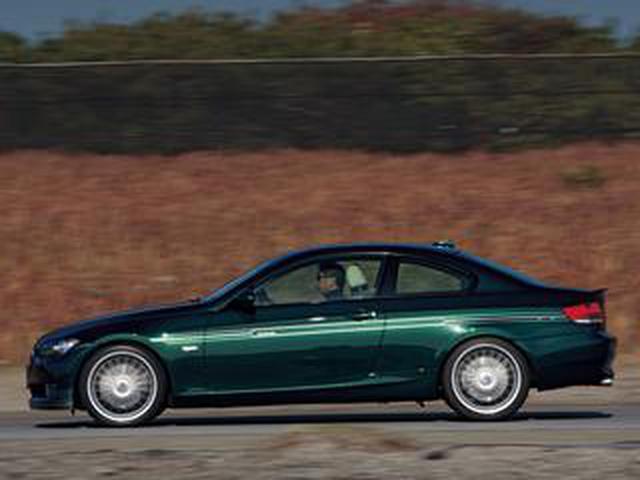 画像: 【試乗】日本導入を見据えて密かに輸入されていたアルピナD3 ビターボ クーペ【10年ひと昔の新車】