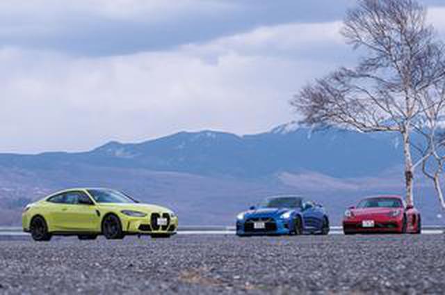 画像: 【試乗】M4 × ケイマン GTS4.0 × GT-R。日独の強豪を相手に探る「M4ならではの魅力とは何か」