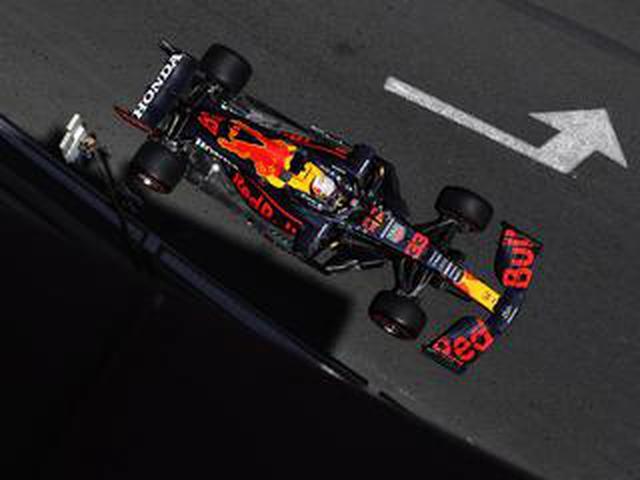 画像: 2021年F1第6戦フリー走行、レッドブル・ホンダが1-2スタート【アゼルバイジャンGP】