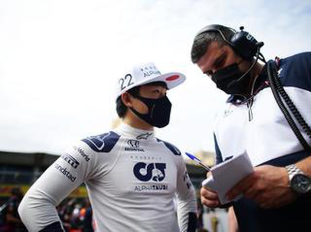 画像: 2021年F1第6戦、角田裕毅が7位入賞の快走。それでも「フラストレーションを感じた」理由とは【アゼルバイジャンGP】