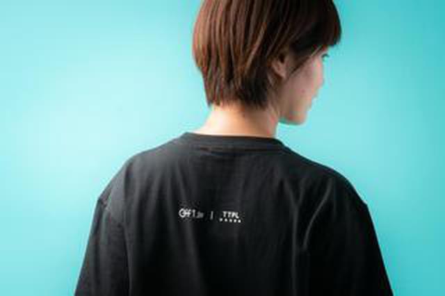 画像: Off1.jp×TTPLのコラボTシャツ、誕生