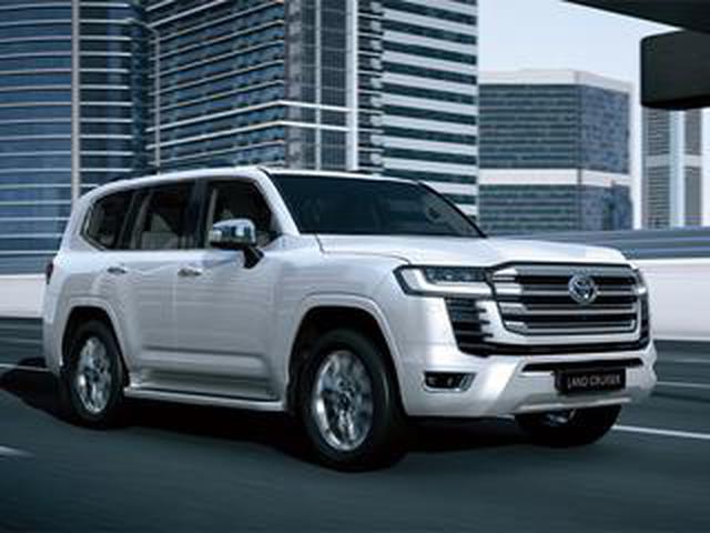 画像: 新型ランドクルーザー(300系)をトヨタが公開。フルモデルチェンジでTNGAや新エンジンを採用