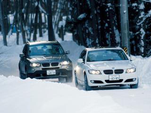 画像: 【試乗】FRベースの4WD「xDrive」の利点を、BMW 325i xDriveとX3 xDrive30iから見る【10年ひと昔の新車】