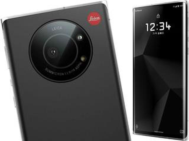 画像: 「カメラにスマホが付いた?」ライカ初のスマホ「Leitz Phone1」、最大級のセンサーを搭載して発表