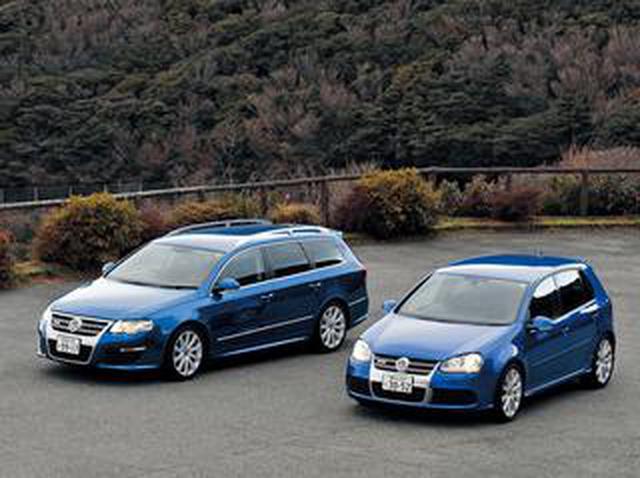 画像: 【試乗】パサートR36とゴルフR32、Rモデルがフォルクスワーゲンらしさを失うことなどない【10年ひと昔の新車】