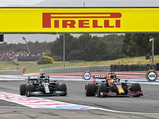 画像: 2021年F1第7戦、最終盤の劇的逆転とフェルスタッペンの快勝は「計算どおり」だった【フランスGP】