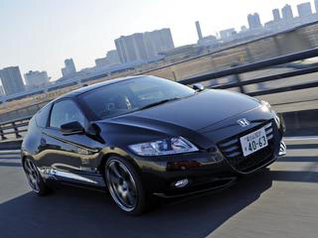 画像: 【試乗】HKSがスーパーチャージャーを装着したCR-Zは、その快音でボルテージを上げた【10年ひと昔の新車】