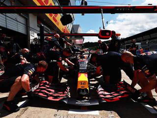 画像: 2021年F1第8戦、フェルスタッペンがフリー走行両セッションでトップタイムをマーク【シュタイアマルクGP】