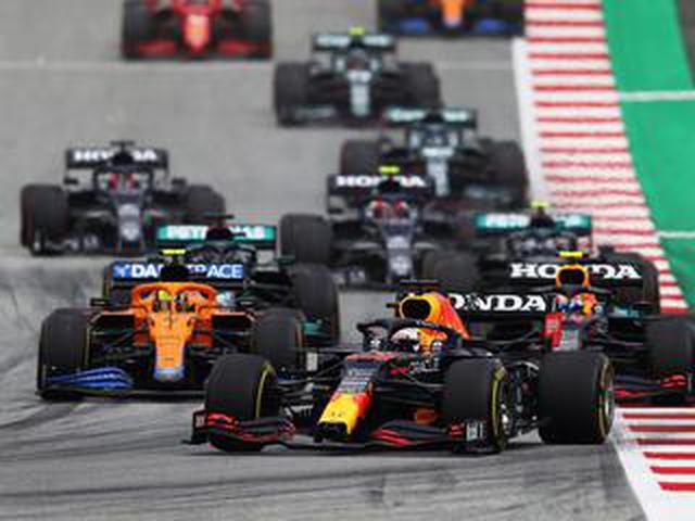 画像: 2021年F1第9戦、フェルスタッペンが圧倒的な速さで3連勝「素晴らしいペースで最高の気分」【オーストリアGP決勝】