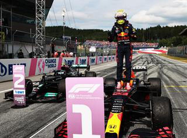 画像: 2021年F1第9戦、フェルスタッペン3戦連続ポールtoウイン、「最高のパッケージだった」とご満悦【オーストリアGP決勝】