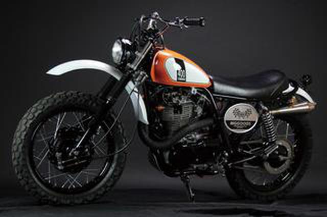 画像: 【カスタム】ヤマハ「SR400」魅惑のカスタムモデルを3台紹介|プロに聞くシングルバイクのカスタム事情
