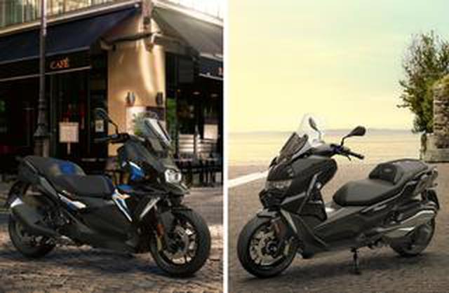画像: BMWの350ccスクーターがモデルチェンジ! 完成度を高めた新型「C400X」「C400GT」(2021年)