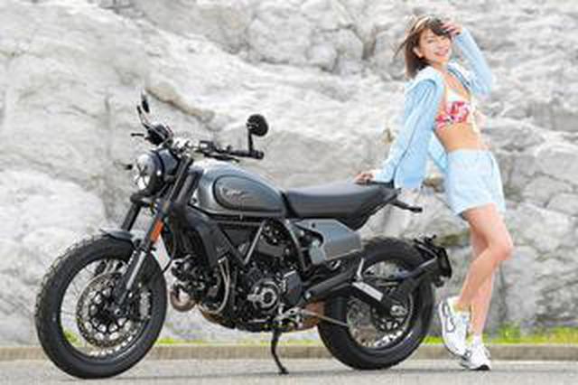 画像: ドゥカティ「スクランブラー・ナイトシフト」を徹底インプレ|2021年モデルで登場した800ccスクランブラーのニューモデル