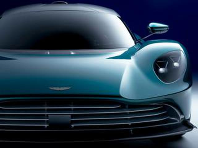 画像: デザイン変更? アストンマーティン ヴァルハラの市販モデル公開! システム最高出力が950psのPHEVハイパーカー
