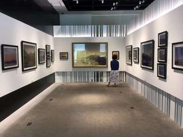 """画像: 織作峰子写真展『Hommage to Hokusai』。フジフイルムスクエア企画写真展、今回は""""富士づくし""""です。"""