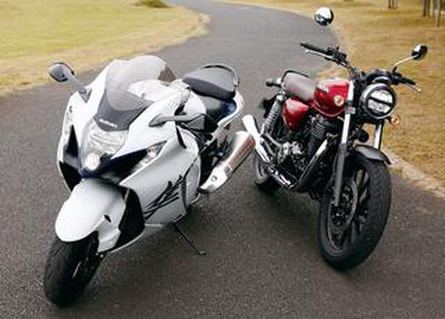 画像: 八代俊二が選ぶ2021年のナンバーワン・バイク【ジャパン・バイク・オブ・ザ・イヤー 2021 直前企画】