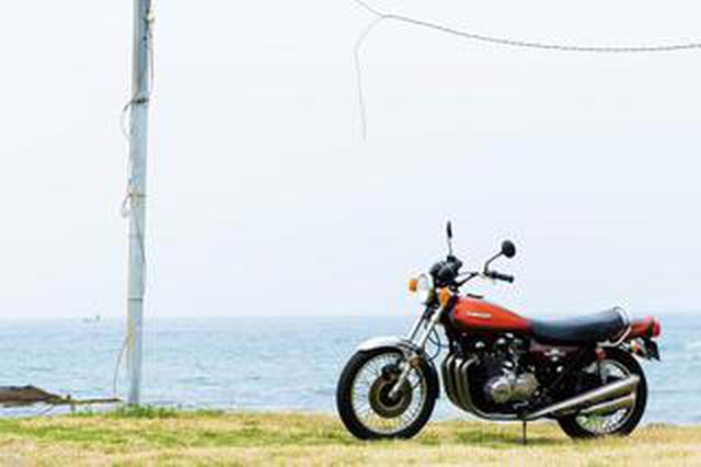 画像: いつの時代も男を虜にするスーパースター|カワサキ・900SUPER4 Z1【ショートストーリー/文:太田安治】