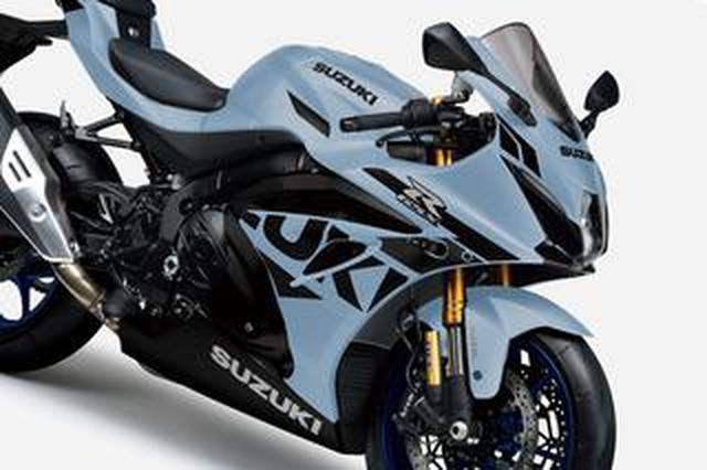 画像: 最速のスズキ『GSX-R1000R』がカラーチェンジ! 2021年モデルは何だかお洒落なスーパースポーツに?【スズキのバイク! の新車ニュース/GSX-R1000R(2021)】