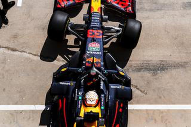画像: 2021年F1第11戦、フェルスタッペンがフリー1回目のトップタイムをマーク、ホンダ勢は好調なスタート【ハンガリーGP】