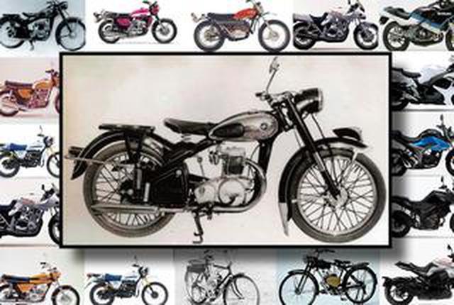 画像: 『GSX-R125/GSX-S125』のご先祖様! スズキ初の原付二種/125ccバイクはコレだ!【スズキのバイク今昔辞典 Vol.004/コレダCOX(1955年)】