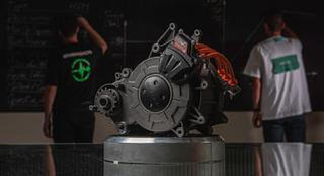 """画像: 【動画】エネルジカが新型モーター、""""EMCE""""を公開!! ところでEMCEって、何の略なのでしょうか?"""