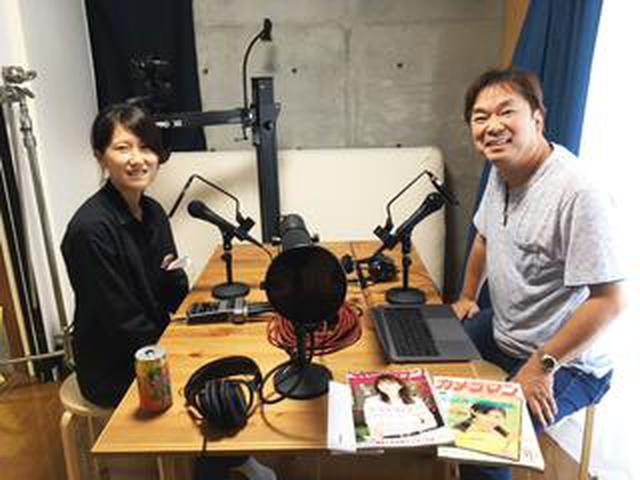 画像: 月刊カメラマンで表紙撮影も務めてくれた写真家、河野英喜さんが「インターネットラジオ」で様々なコンテンツをアップしています。8月20日配信では月刊カメラマンの裏話!?も展開します。
