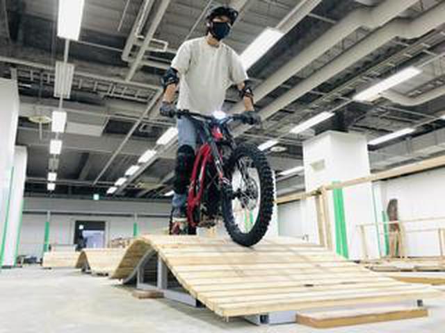 画像: 日本初! 電動バイク専用スポーツ施設「e-TRAIL PARK」が神奈川県海老名市にオープン