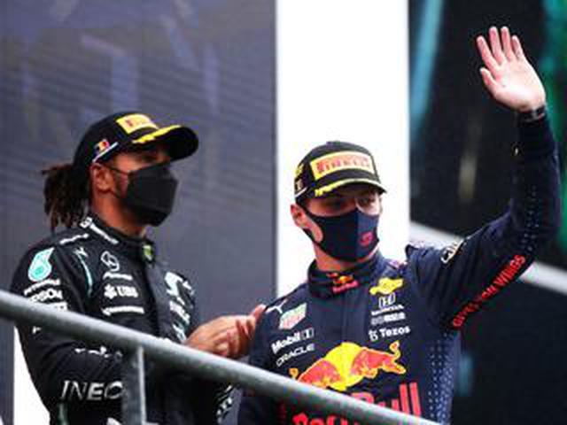 画像: 2021年F1第12戦、赤旗終了でフェルスタッペンが優勝も、ポイント半分でタイトル争い混沌【ベルギーGP】