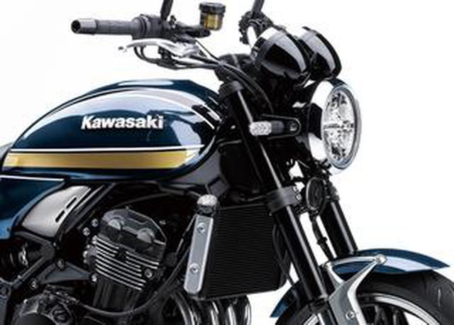 画像: カワサキが「Z900RS」「Z900RSカフェ」の2022年モデルを発売|1975年のZ1を再現したニューカラーが登場