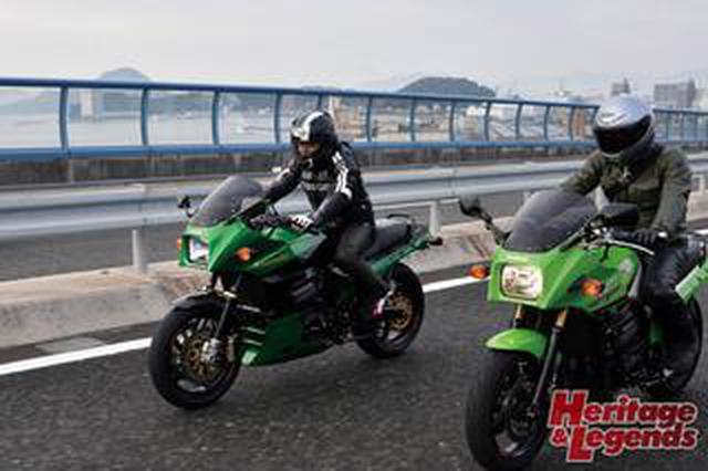 画像: カスタムバイクツーリング! GPZ900Rで瀬戸内海の島々を巡る【Heritage&Legends】