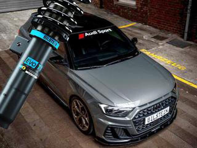 画像: ビルシュタイン、A1スポーツバック&ポロ用の車高&減衰力調整式サスペンション「EVO T1」発売