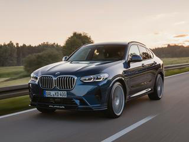 画像: クアッドターボ搭載BMWアルピナ XD4が一部改良、パワーアップ&走行フィール向上。XD3も同時発表