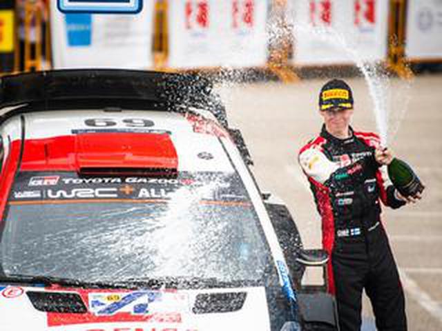 画像: 2021年WRC第9戦、トヨタのロバンペラが独走で今季2勝目。8年ぶり開催のアクロを制す【アクロポリス・ラリー・ギリシャ】
