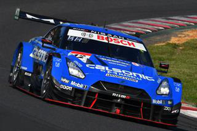 画像: スーパーGT GT500/第5戦、カルソニック IMPUL GT-Rが執念V!ドライバー2人は初勝利【スポーツランドSUGO】