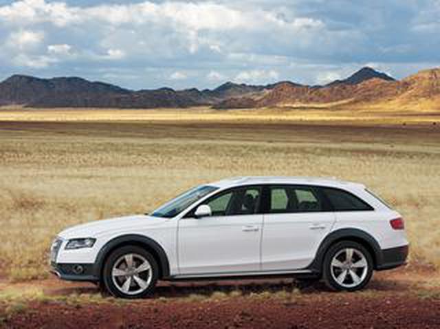 画像: アウディA4オールロードクワトロは、SUVよりもクールで先進的?【10年ひと昔の新車】