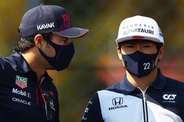 画像: 2021年F1第14戦、来季のチーム残留を決めた角田裕毅だが、トラブルで決勝出走できず【イタリアGP】